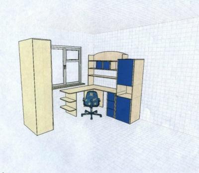 детская комната в хрущевке фото